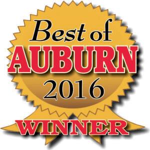 Best of Auburn Winner 2016
